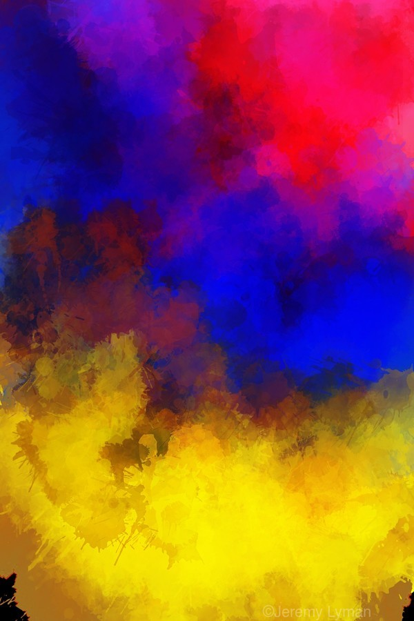 Primary Red Yellow Blue  Imprimer
