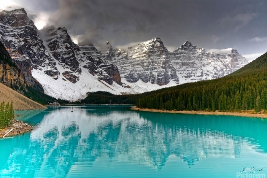 Canadian Rockies  Print