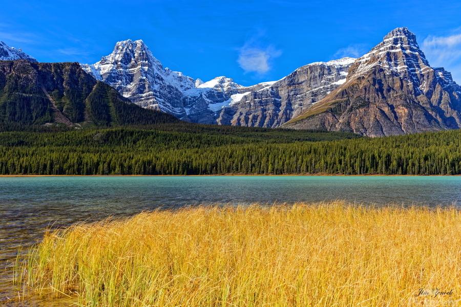 Banff National Park Alberta Canada  Print