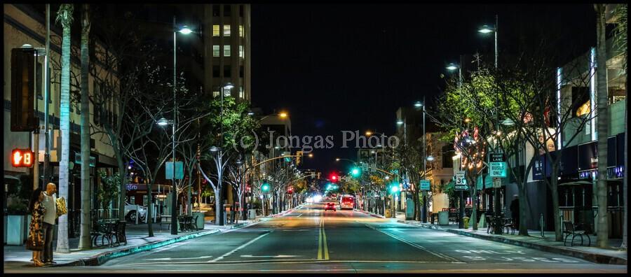Santa Monica  Imprimer