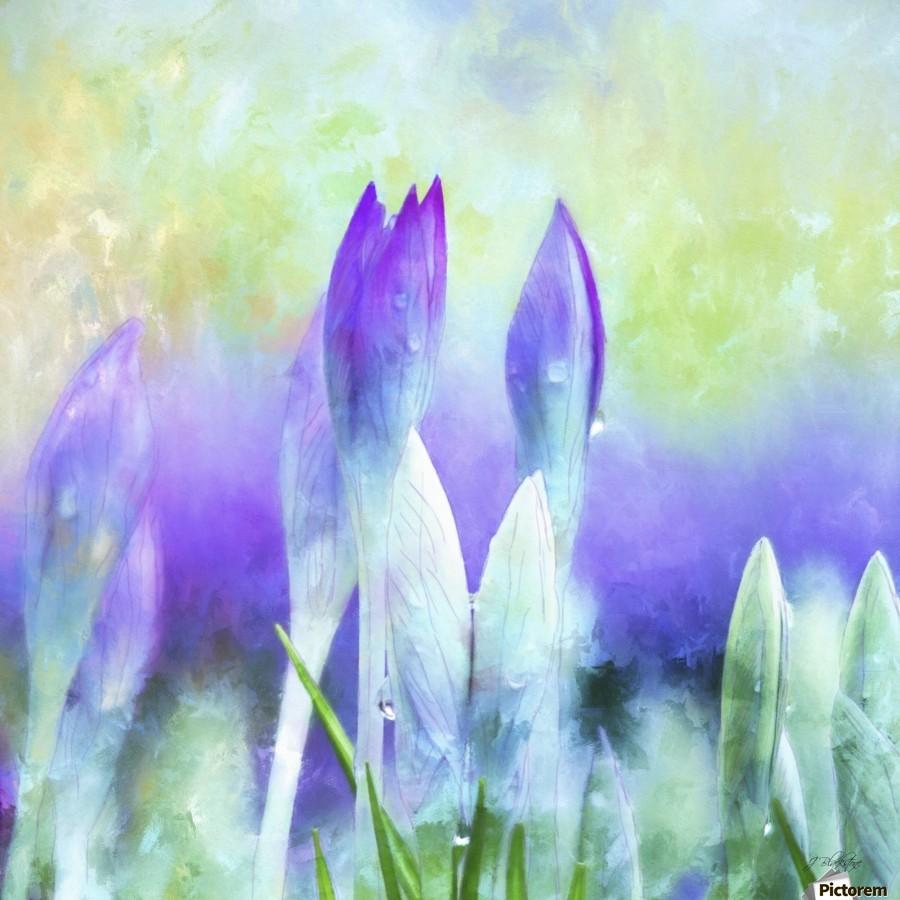 Promises Kept - Spring Art by Jordan Blackstone  Print