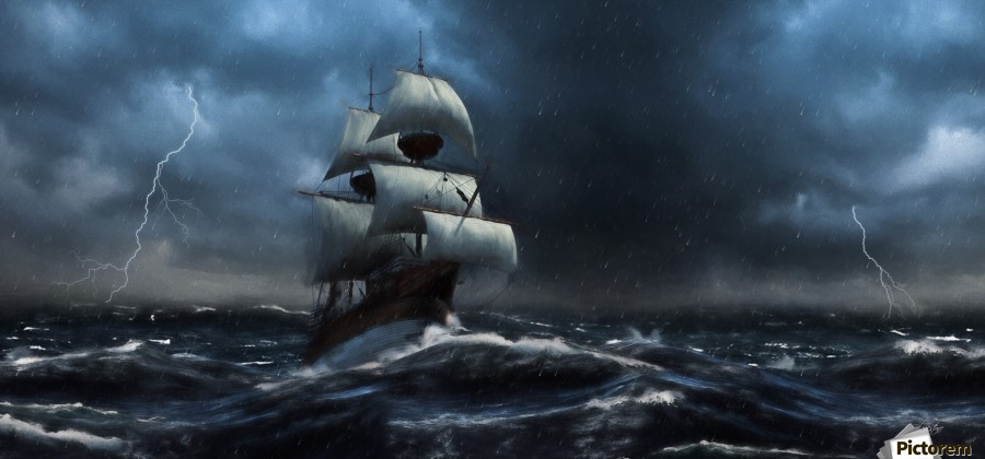 Image result for stormy sea