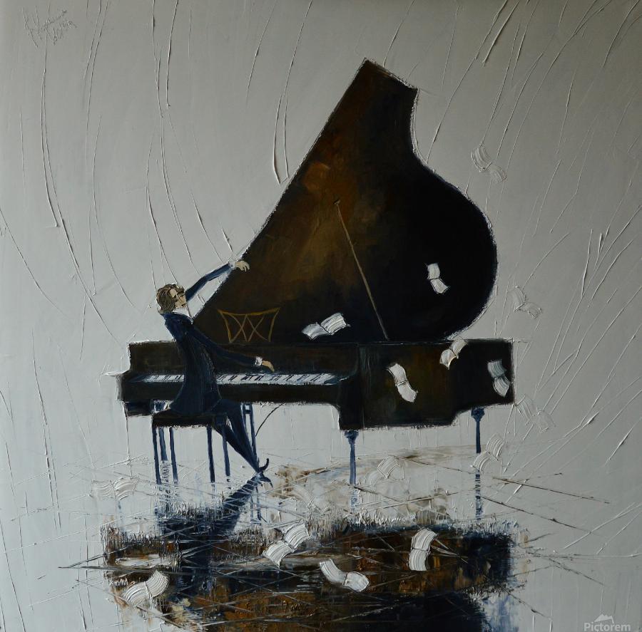 Piano Justyna Kopania