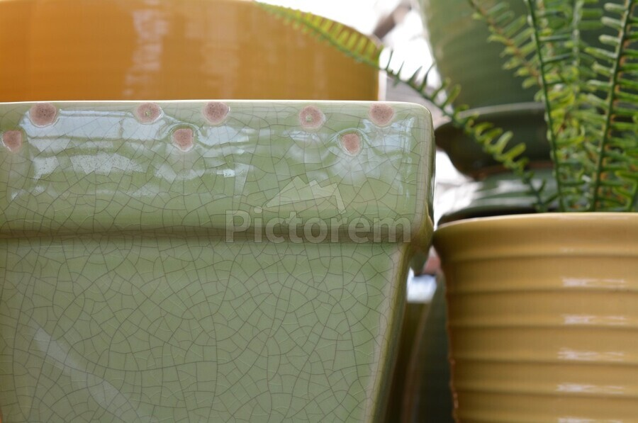 Beautiful Pottery Photograph  Print