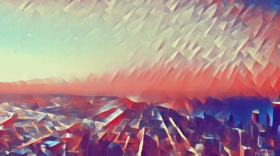 Beautiful Sky  Print