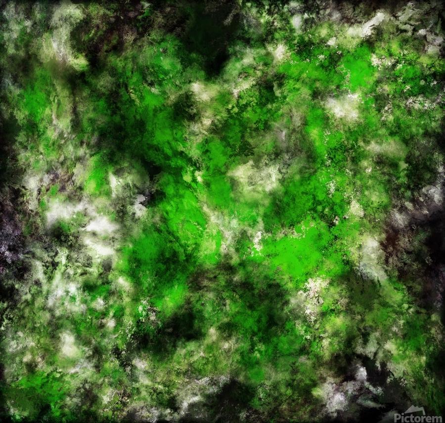 Green noise  Print