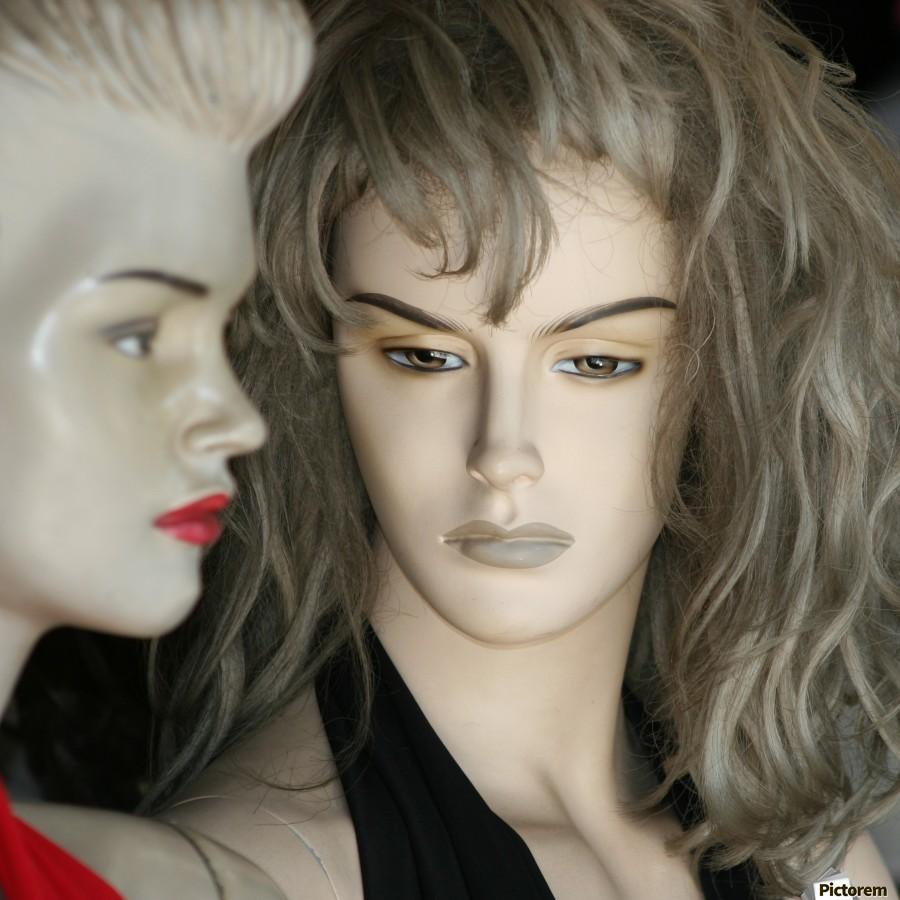 Mannequin Dreams  Print