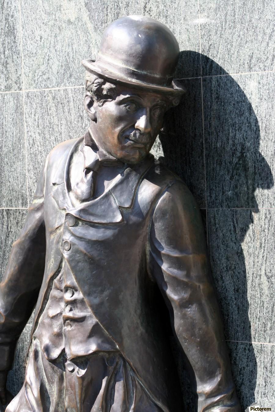 Mr. Charlie Chaplin  Print