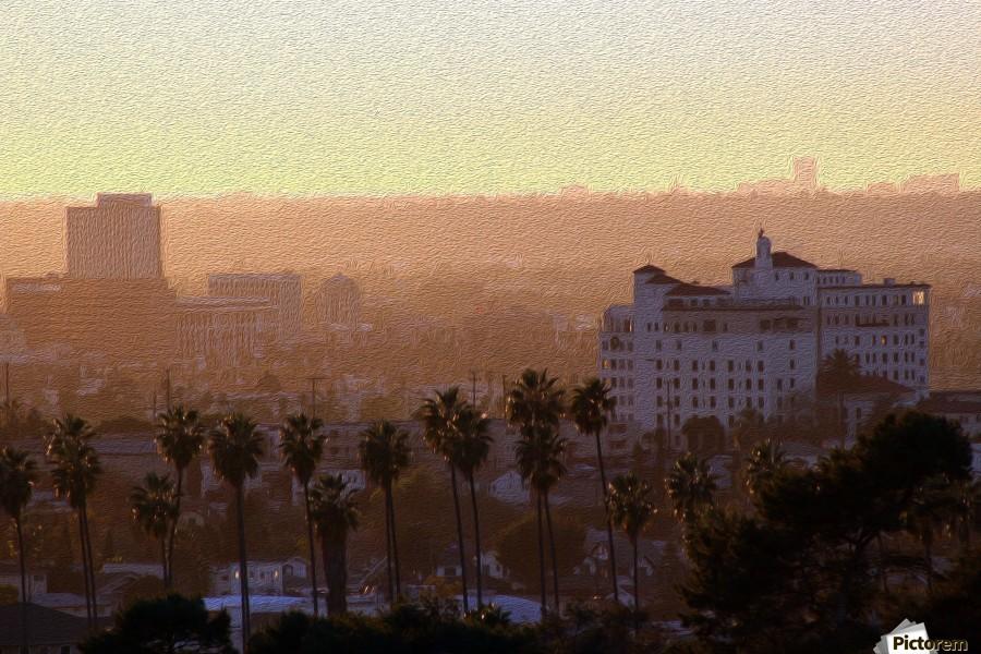 Southern California Sunshine  Print