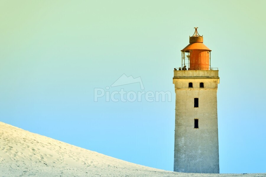 Lighthouse Rubjerg Knude  Print
