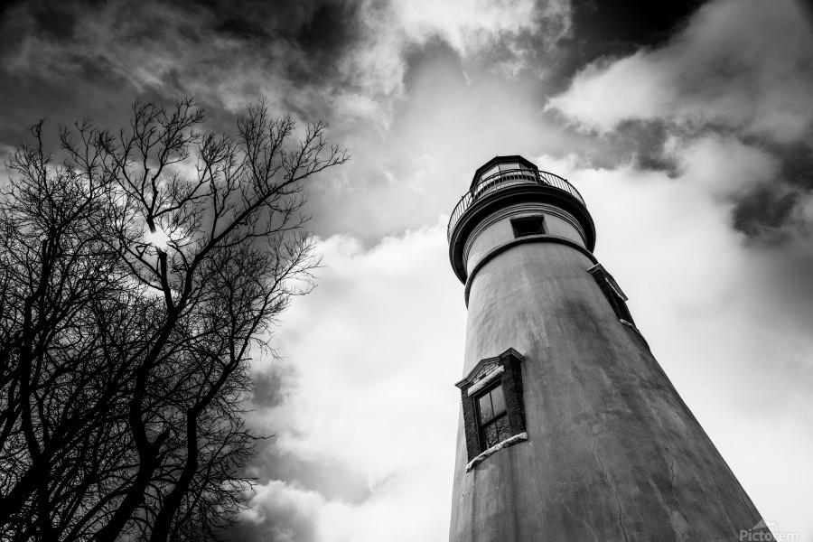 Marblehead Lighthouse 2  Print