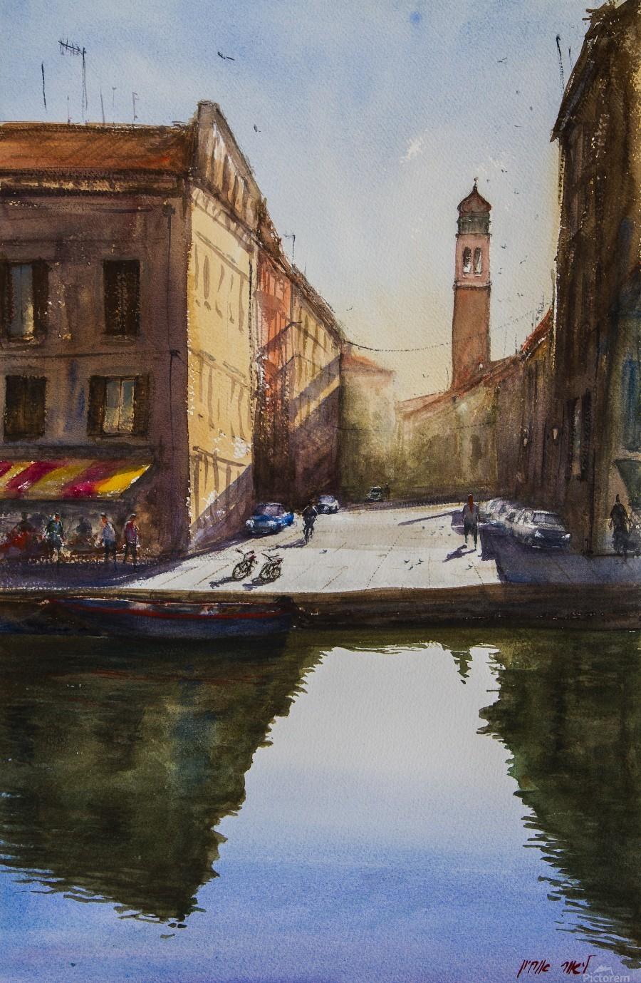 VENICE 1 Italy  Print