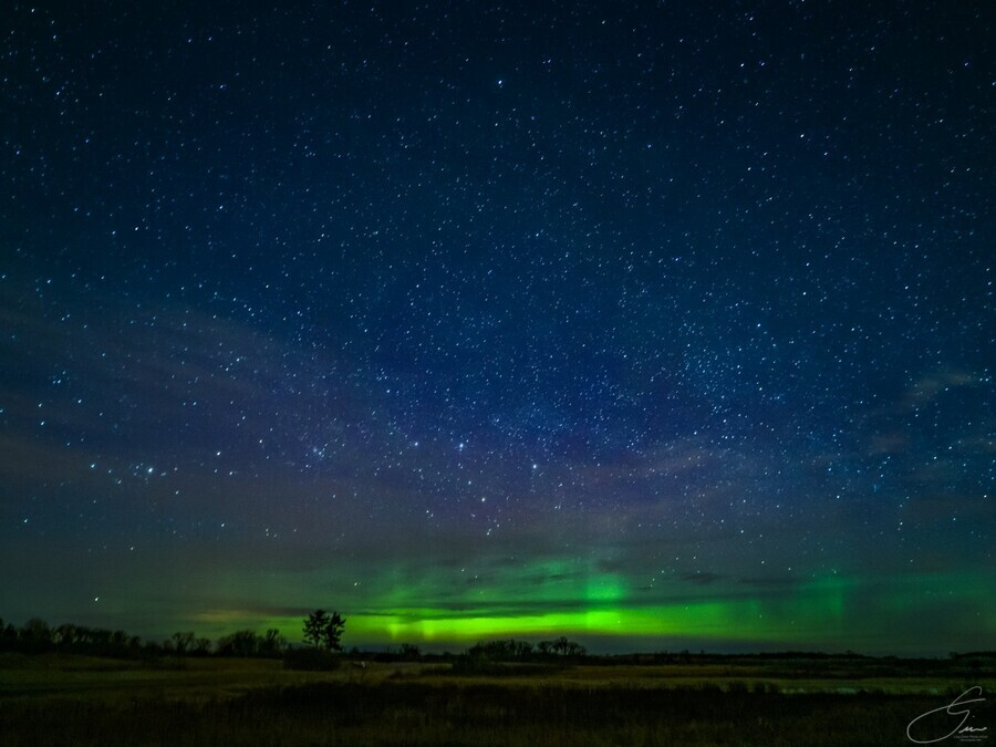 Northern Lights MN  Print