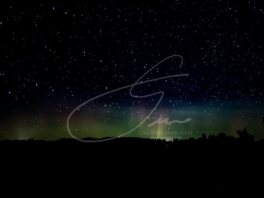 Aurora Glow  Print