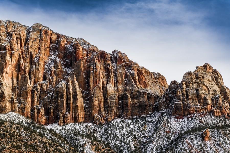 Zion National Park 3  Print