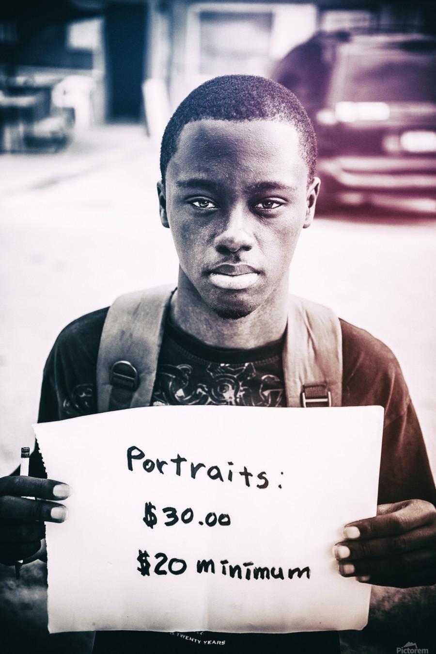 Portraits  Print