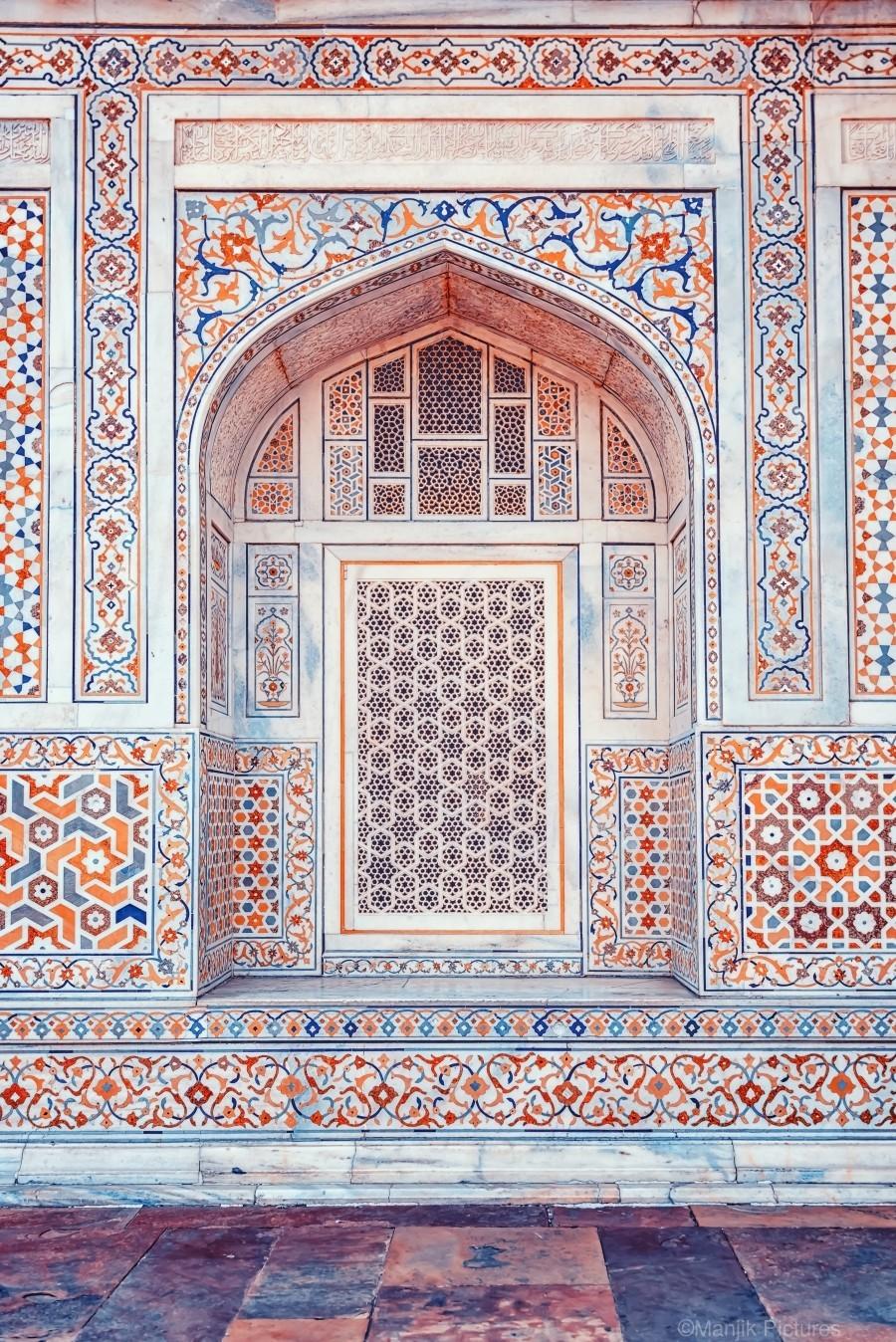 Rajasthan Architecture  Print