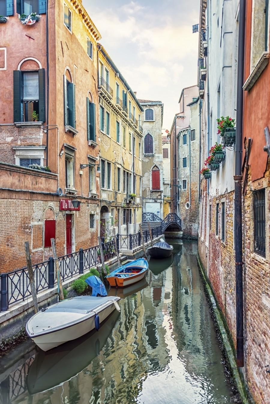 Quiet Venice  Print