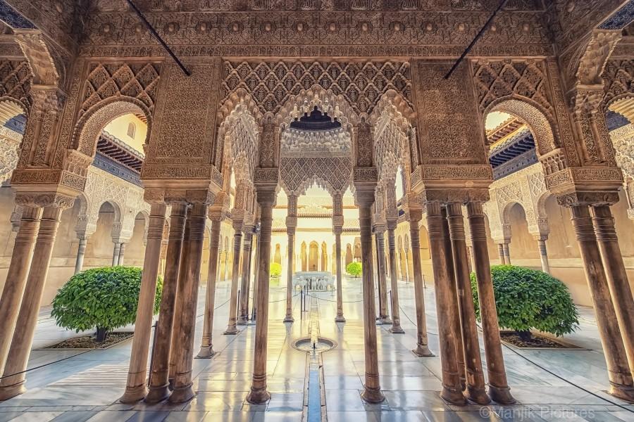Alhambra  Print