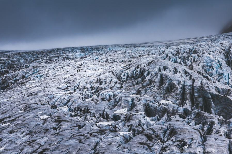 Field of ice  Print