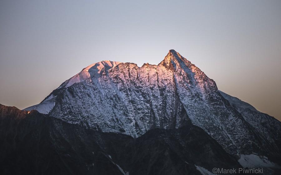 Awakening of the mountain  Print