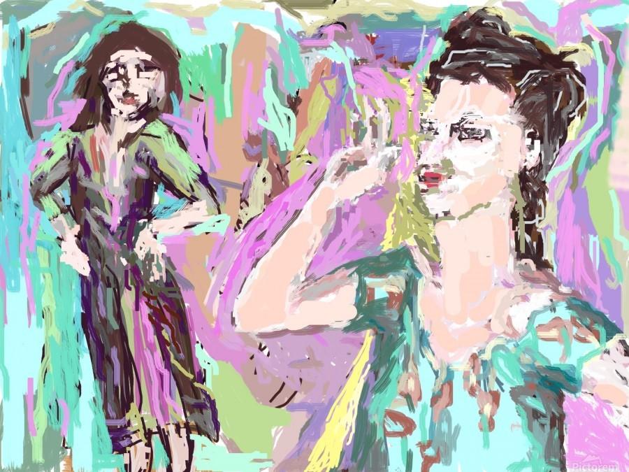 portrait  Print