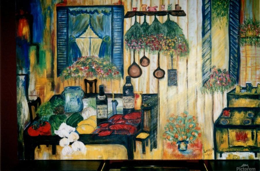 La Cuisine De Mon Enfance Marie Therese Lacroix