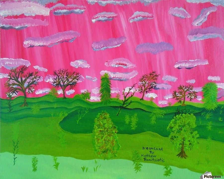22_022 dream_land R  Print