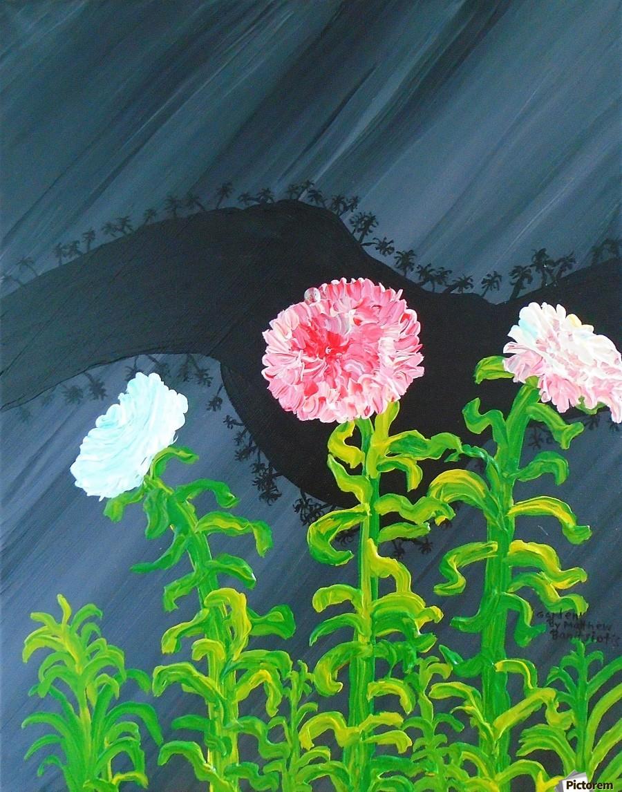 44_44__1 3__garden R  Print