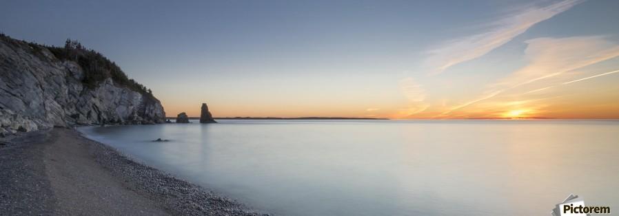 The Glory , Michel Soucy , blues,oranges,colors,colours,beach,beaches,cbhnp,cabot trail,cape breton,cape breton highlands national park,cape breton island,cheticamp,la presquile,michel (mike) soucy,michel soucy,nova scotia,sea,seas,ocean,oceans,peaceful,serene,serenity,seascape,seascapes,landscape,landscapes,calming,michelsoucy,nature,outdoors,relaxing,surf,sunset,sunsets,water