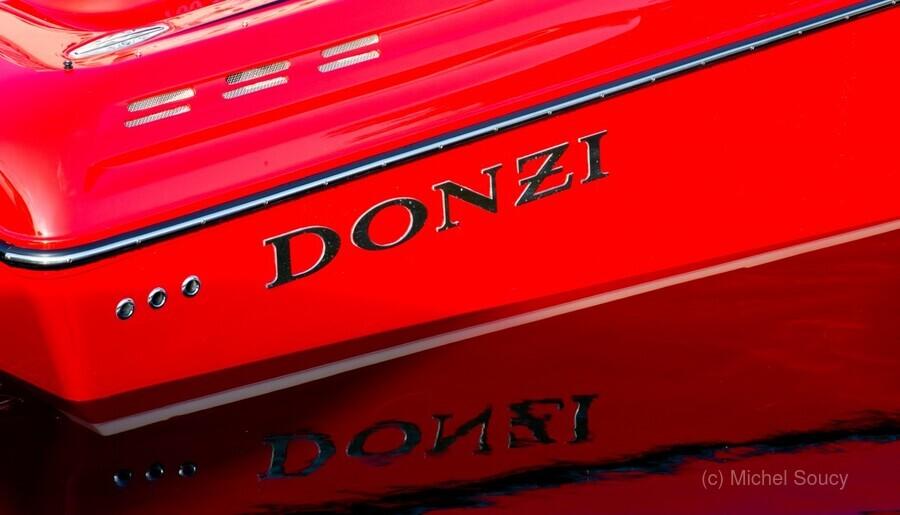 Donzi  Print