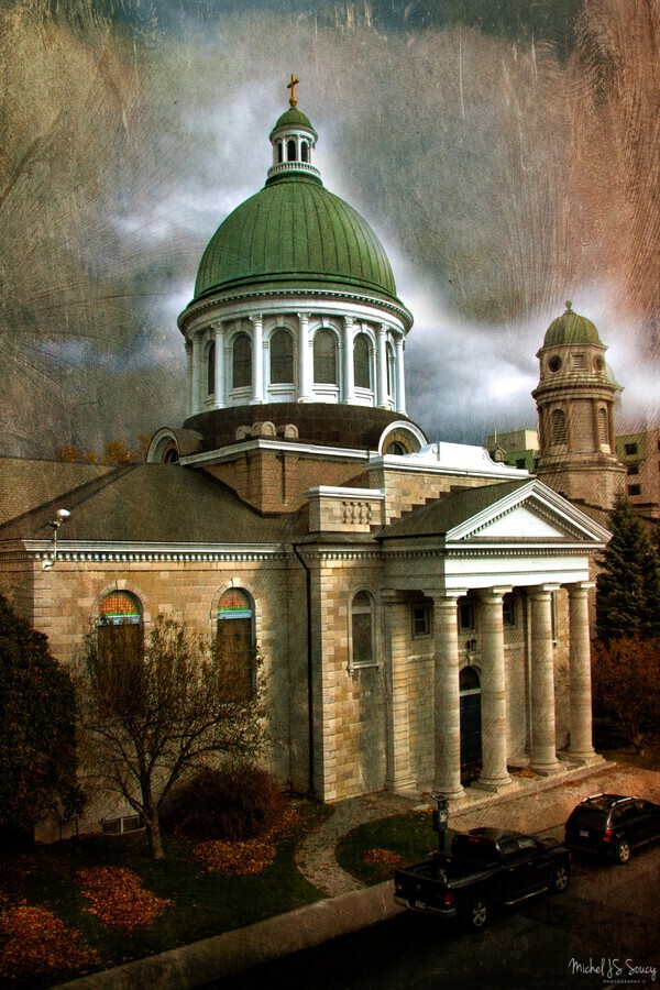 St Georges Cathedral  Print