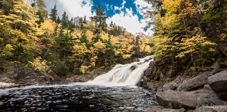 Colorful Mary Ann Falls  Print