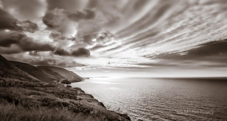 Breakthrough Skies  Print