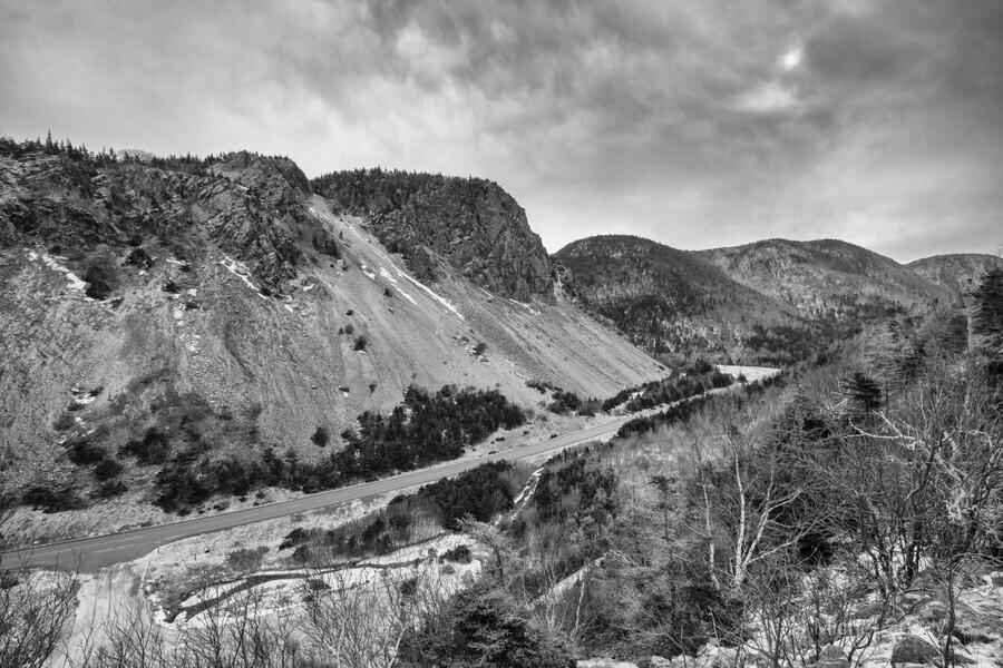 Cliffs of la Grande Falaise  Print