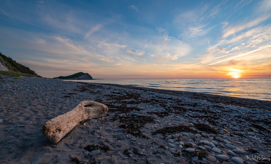 Seaside Sunset  Print