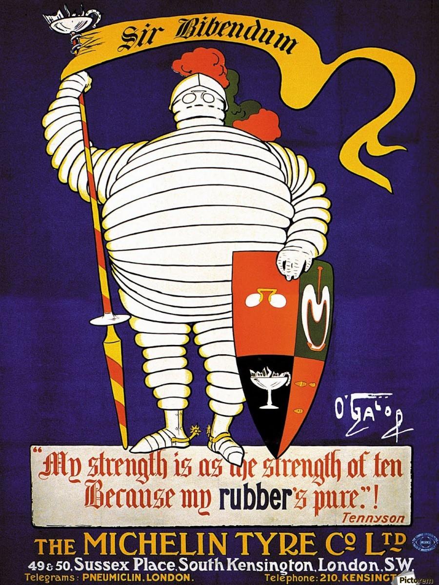 Michelin Sir Bibendum