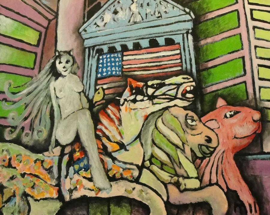 Occupy Wall Street  Print