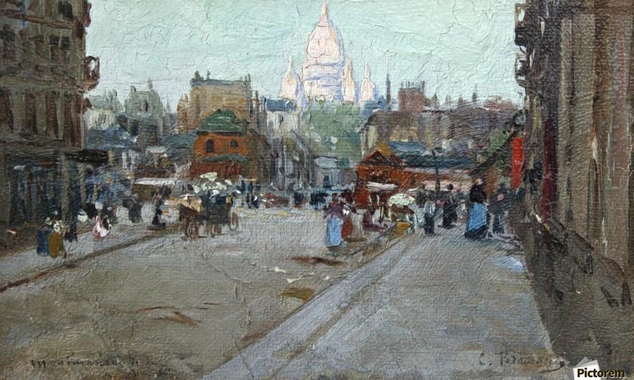 Montmartre  Imprimer