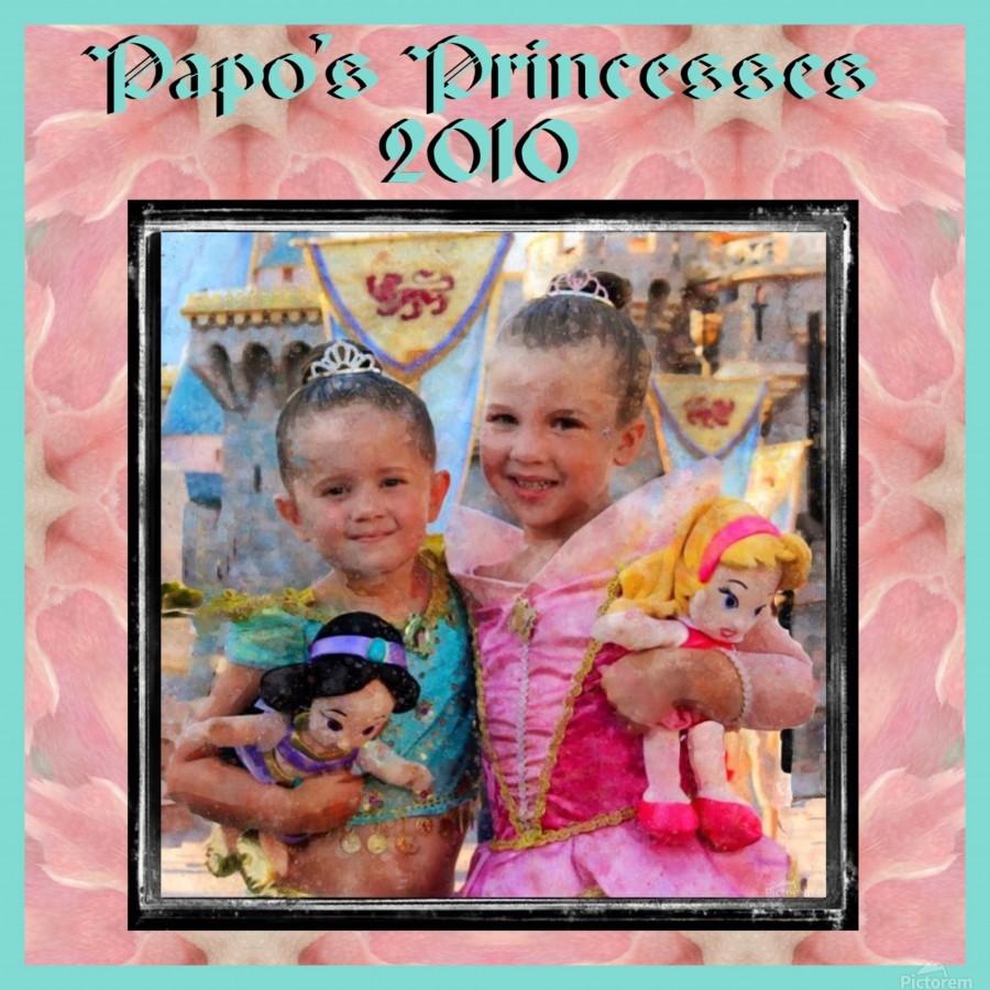 Papo's Princesses 2010  Print
