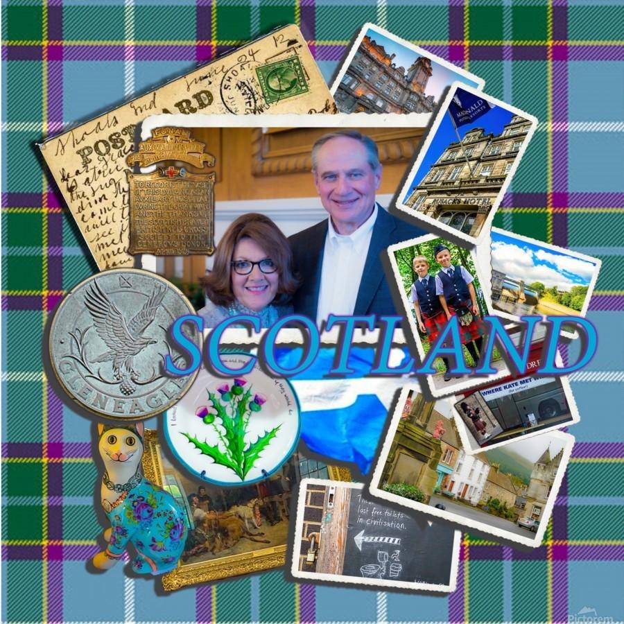 Scotland 2016  Print