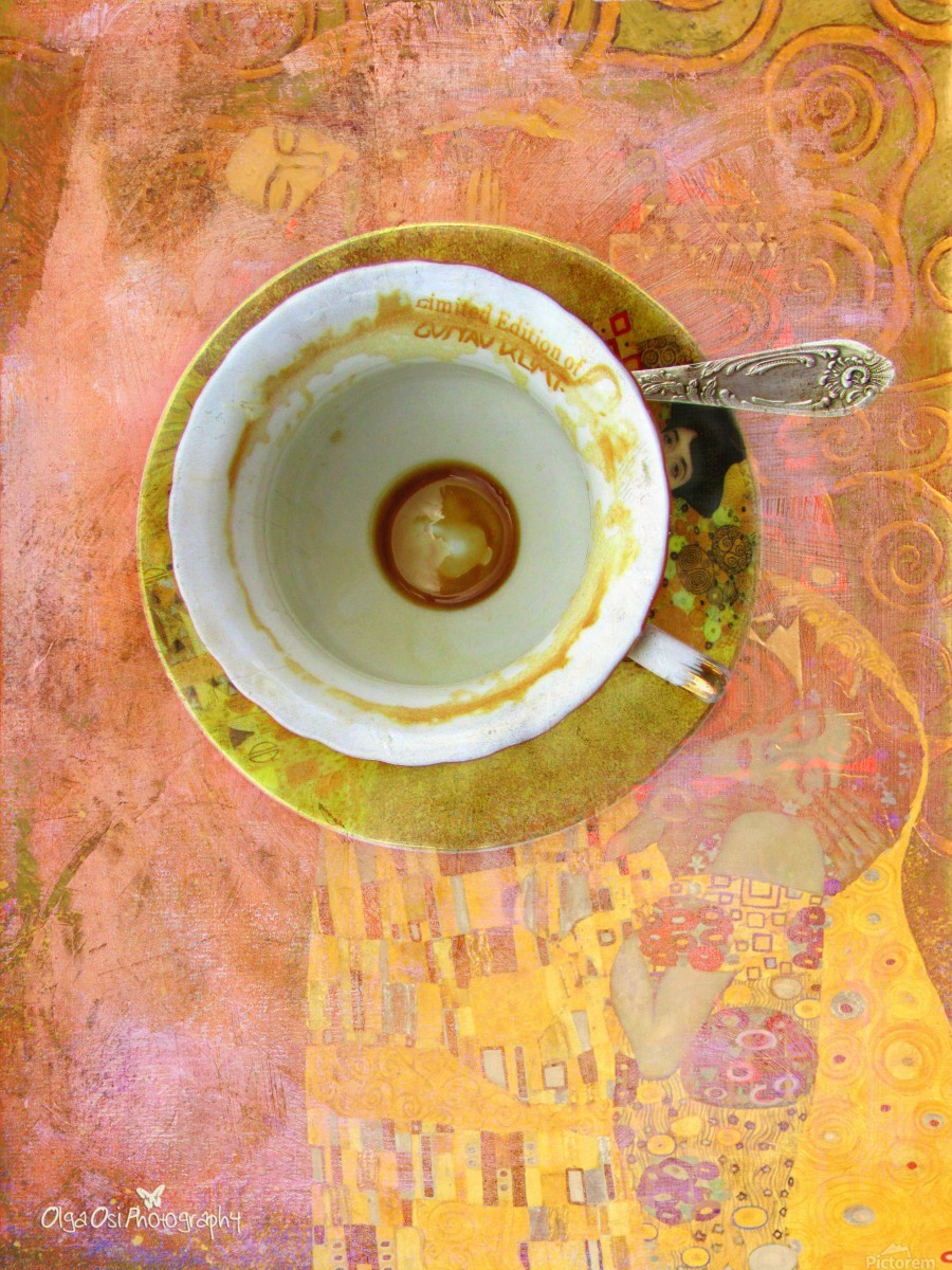Coffee with Klimt  Print
