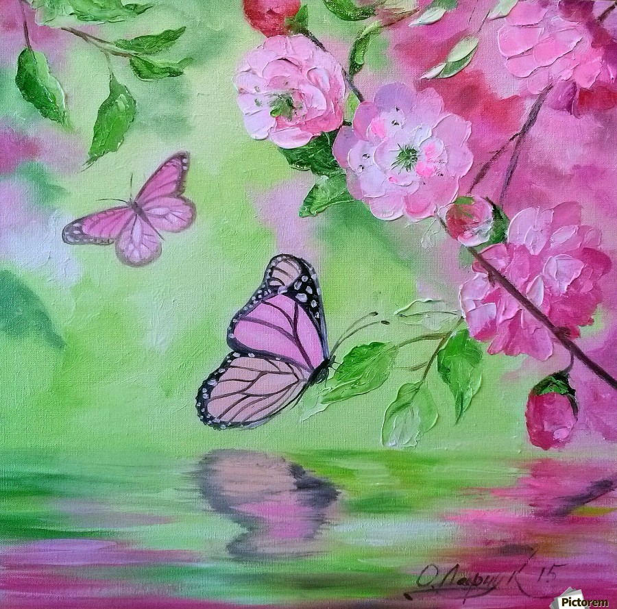 Бабочка    Print