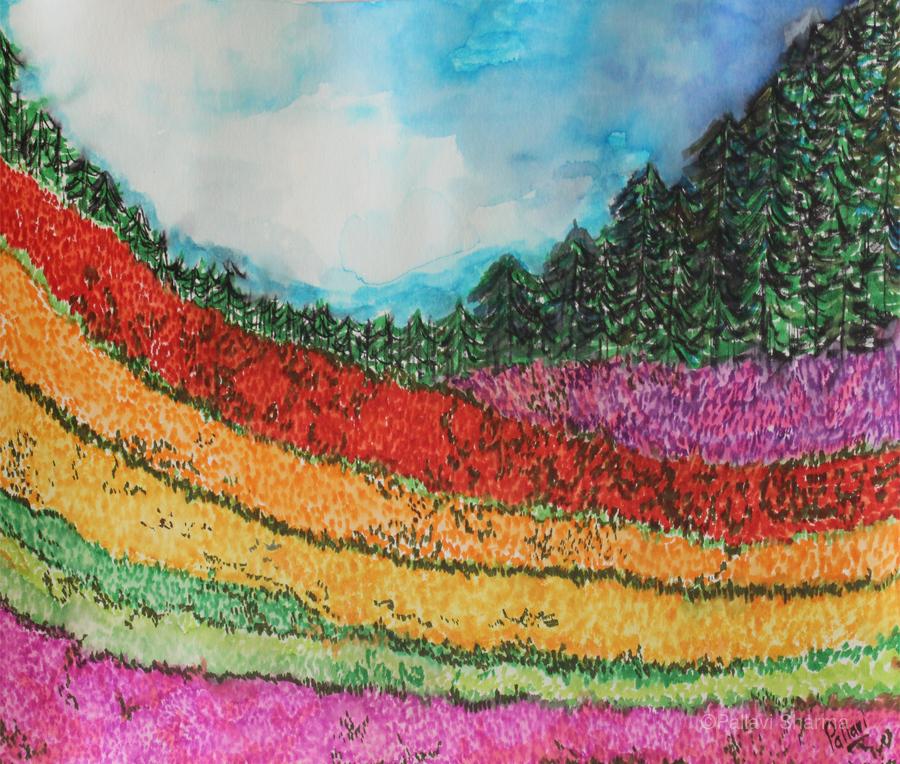 Landscape  Print