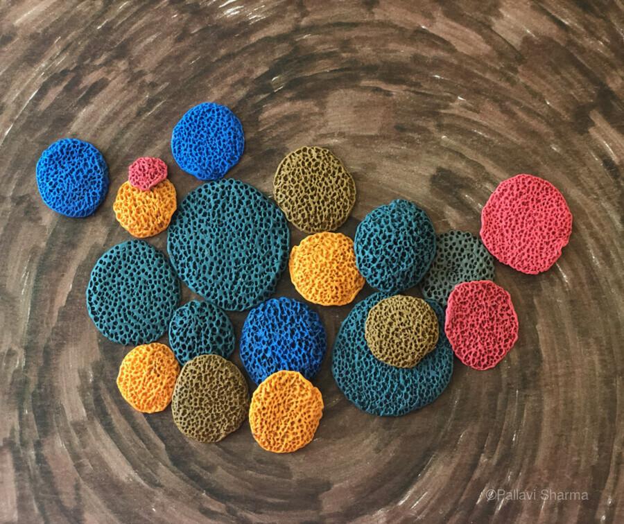 Corals  Print