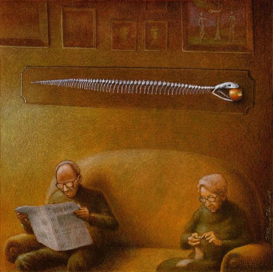 Pawel Kuczynski - // Canvas