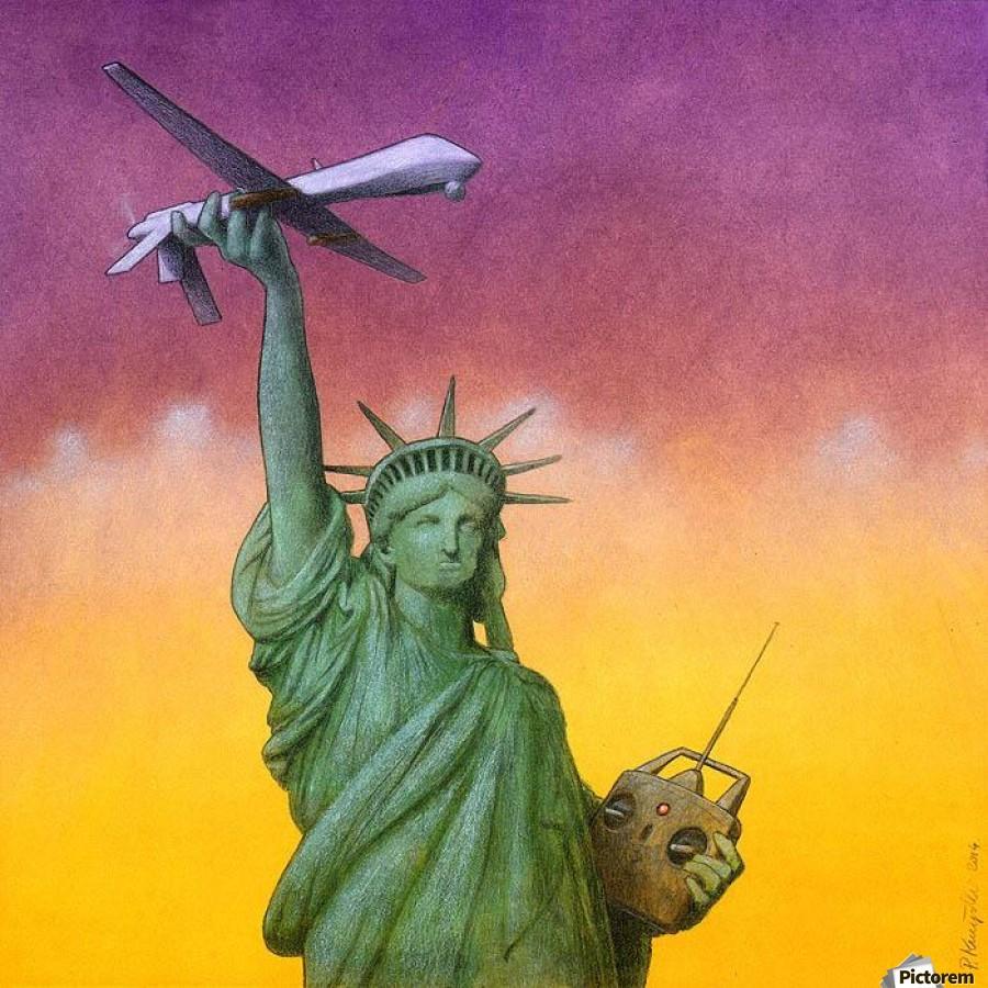 Drone , Pawel Kuczynski ,