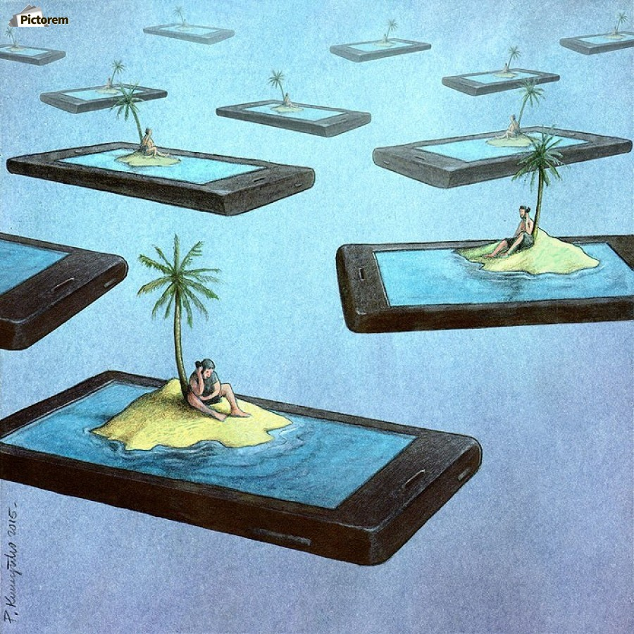 Islands , Pawel Kuczynski ,