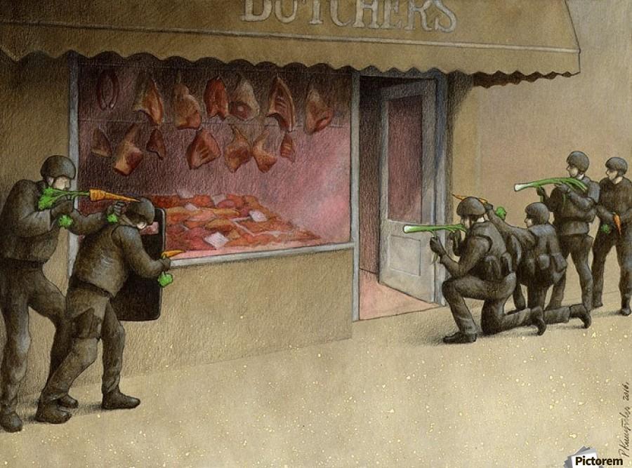 SWAT , Pawel Kuczynski ,