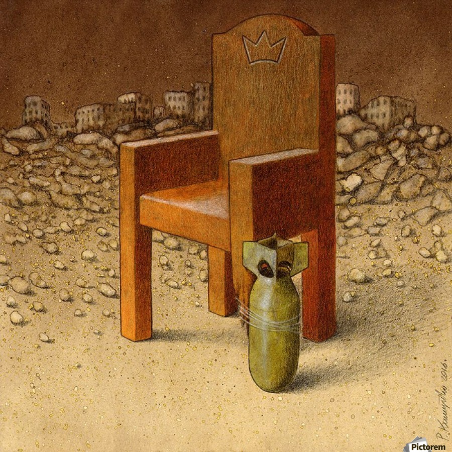 kingdom of destruction , Pawel Kuczynski ,